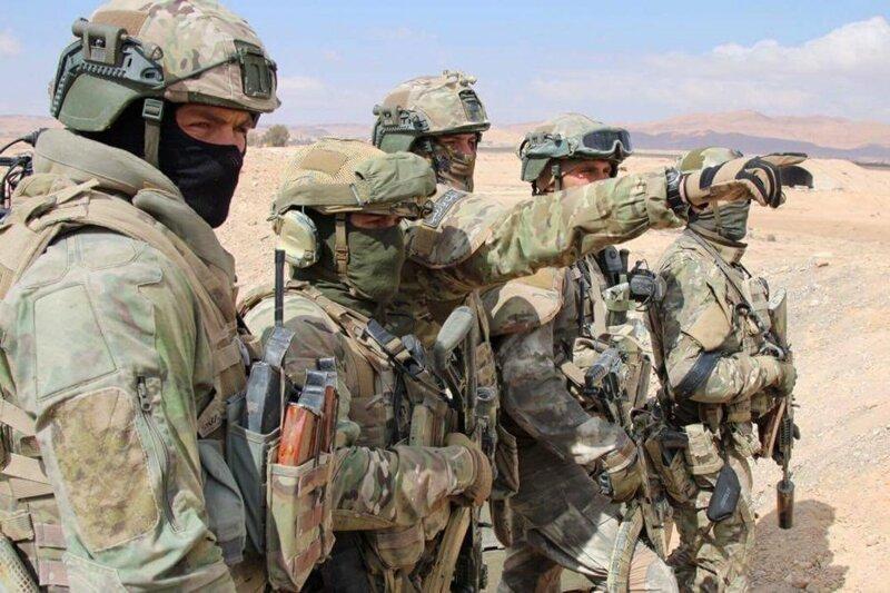 Русские хищники в Сирии война, история, факты