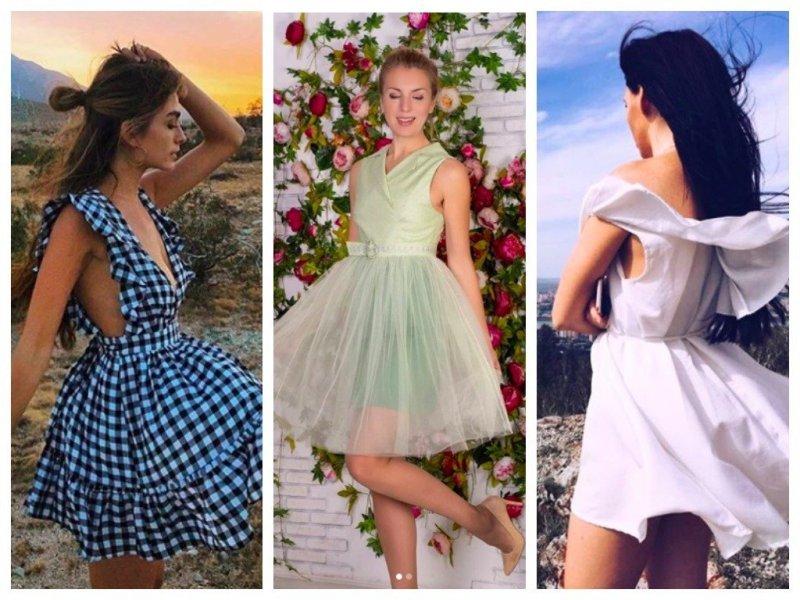 Девушки в платьях, как вы прекрасны