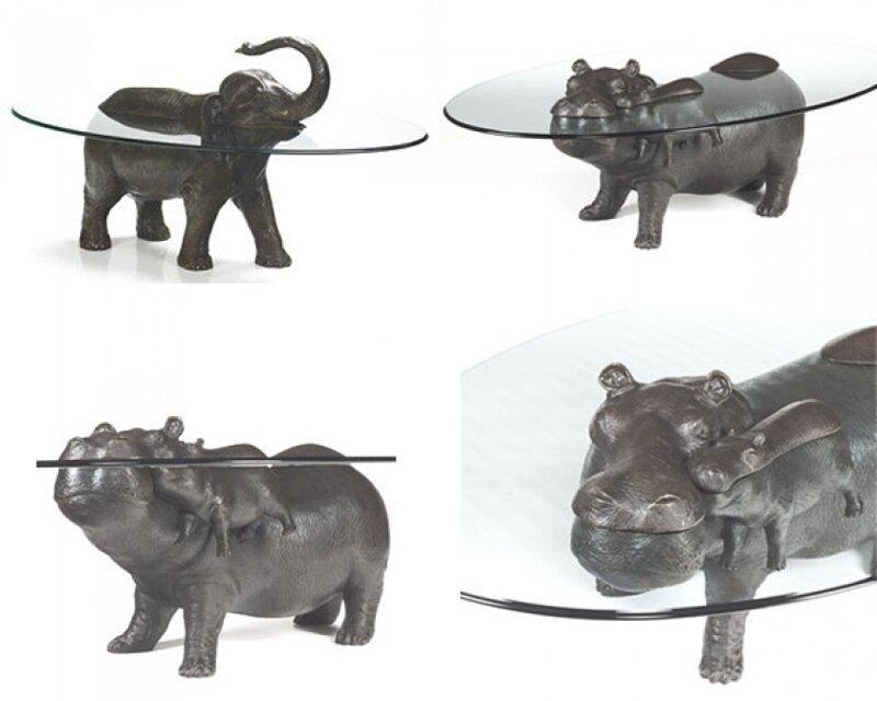 Звериный креатив: 30 примеров мебели, в стиле анимал Фабрика идей, животные, звери, интересно, красиво, креативно, мебель, необычно