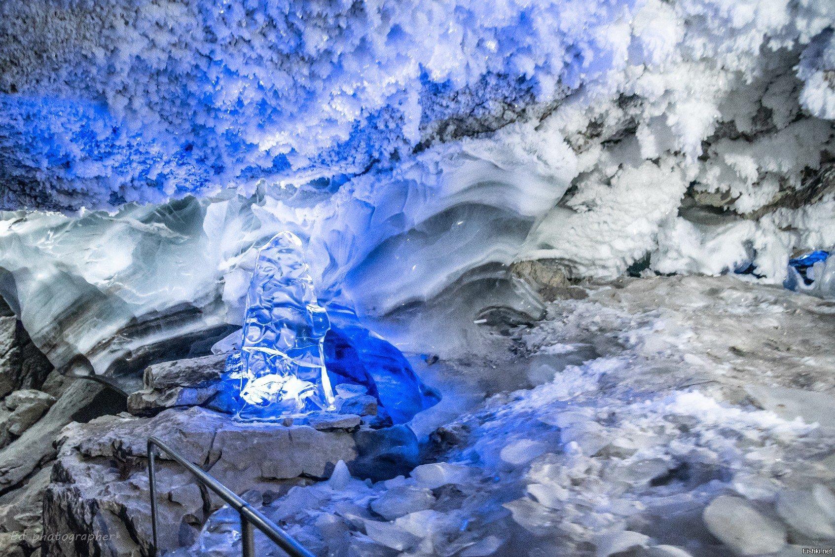 Видео кунгурская ледяная пещера — img 6