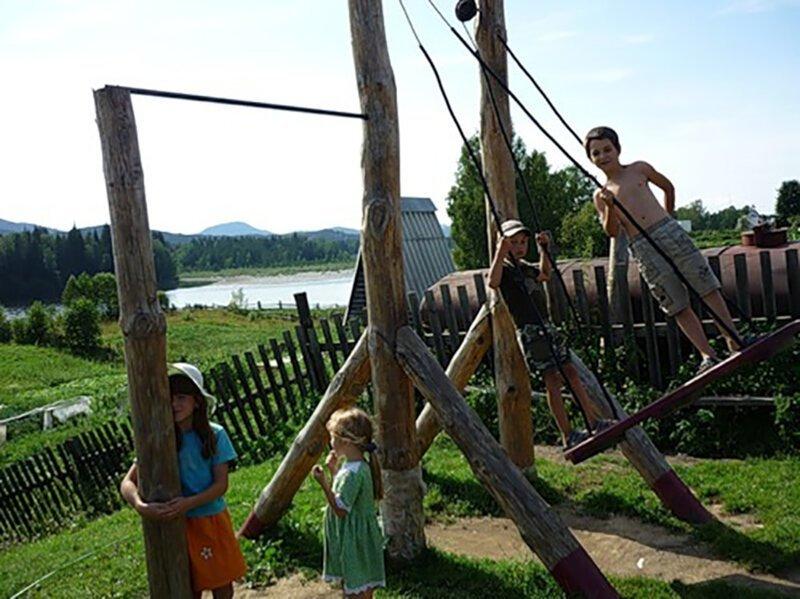 картинки летние каникулы в деревне кастинг группу