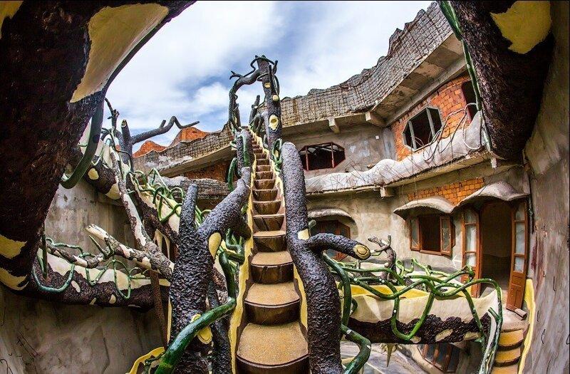 крейзи дом во вьетнаме фото маленькой