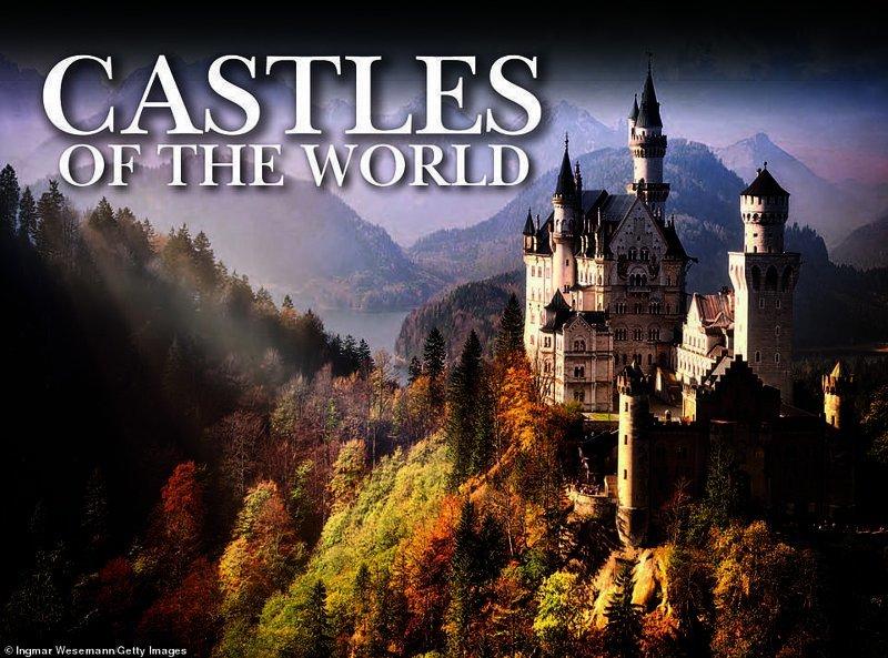 20 самых красивых и величественных замков мира