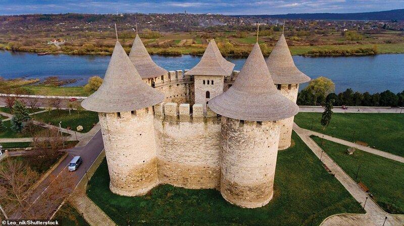 10. Сорокская крепость, Молдавия