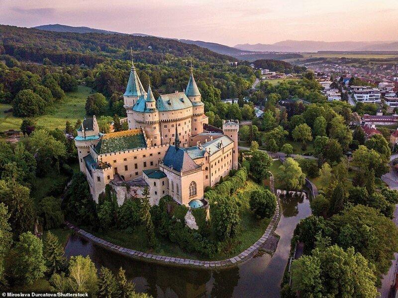 15. Бойницкий замок, Словакия