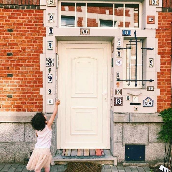 Девять, девять, ДЕВЯТЬ!!! Ханнес Куденис, архитектор, дизайн, дом, креатив, недвижимость, фантазия, юмор