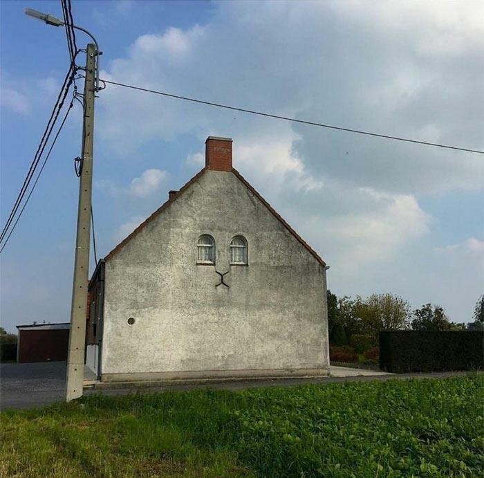 25 причудливых бельгийских домов, чей дизайн так плох, что это смешно