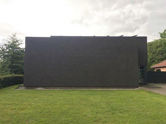 Дом для носферату Ханнес Куденис, архитектор, дизайн, дом, креатив, недвижимость, фантазия, юмор