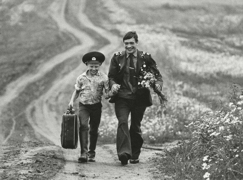 Великие, простые, красивые: люди на снимках советского фотографа Александра Стешанова СССР, люди, фото
