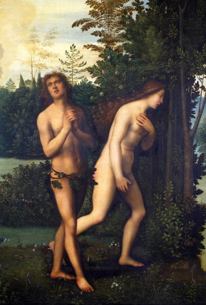 Expulsion of adam and eve, fetish cats bunny