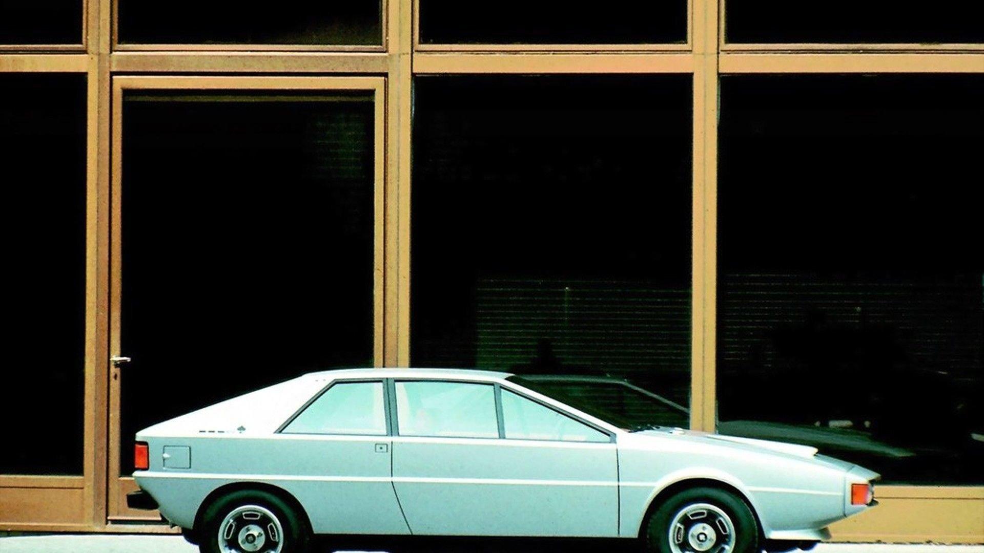 Концептуальный автомобиль Audi Karmann Asso di Picche