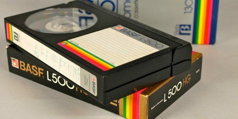 Заветные кассеты VHS видеомагнитофон, интересное, перевод, фильмы