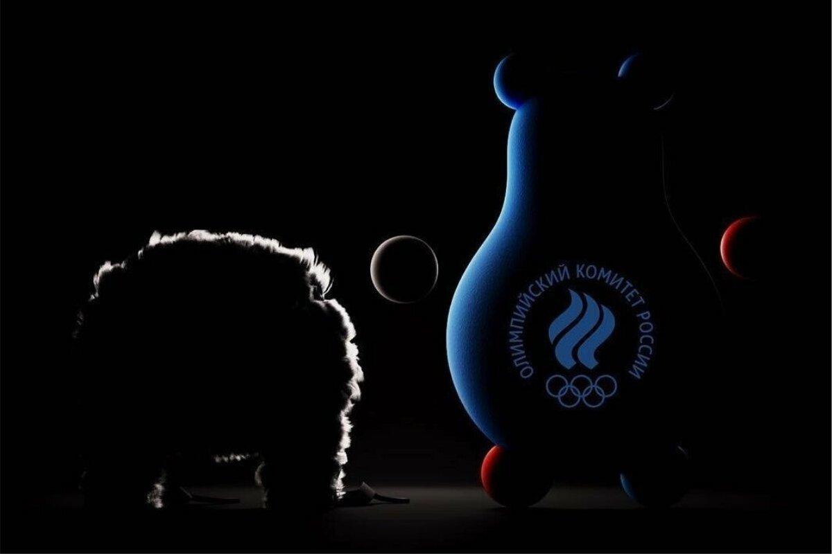 """Студия Лебедева представила новые талисманы олимпийской """"Команды России"""""""