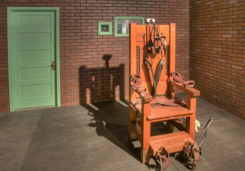 Казнь на электрическом стуле