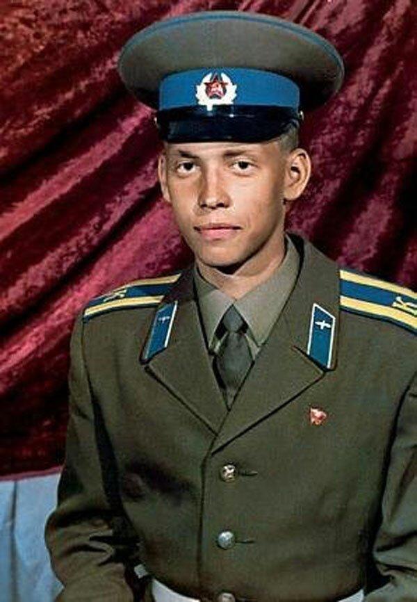 2. Сергей Глушко, он же Тарзан армия, будущее, дембель, звезды, знаменитости россии, служба