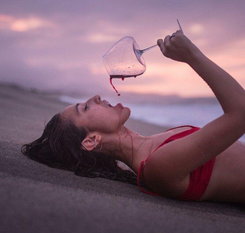 Картинки приколы вино