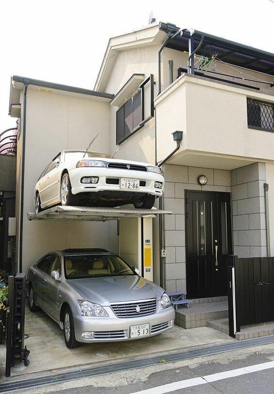 Вы тоже испытываете проблемы с парковкой? бережливость, подборка, прикол, экономия, юмор
