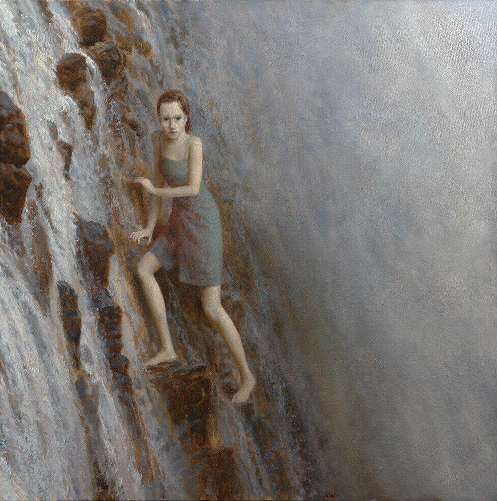 Мистические картины художник Арон Вайзенфелд