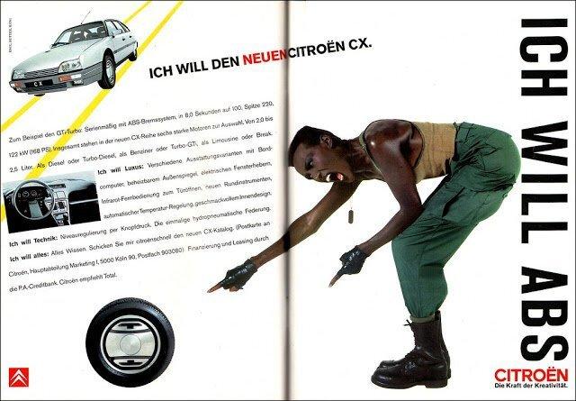 Самая странная реклама автомобиля