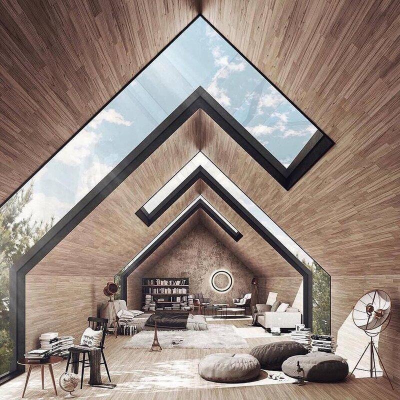 20. Светлый дом от VVStudio дизайн, дизайнеры, идея, креатив, талант, фото