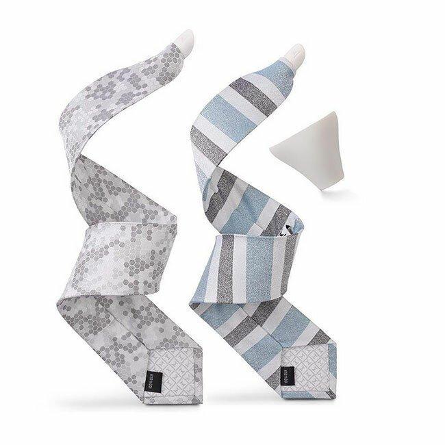 Для тех, кому лень завязывать галстук, дизайнеры придумали магнитный