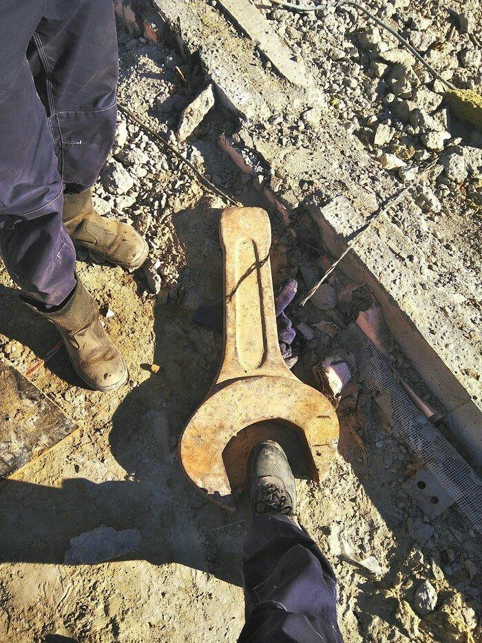 1. Любители серьезных инструментов оценят инструменты, китай, ключ, молоток, отвертка, размер, сделал сам, юмор