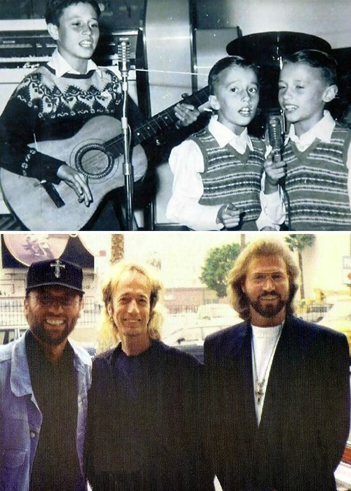 6. Bee Gees