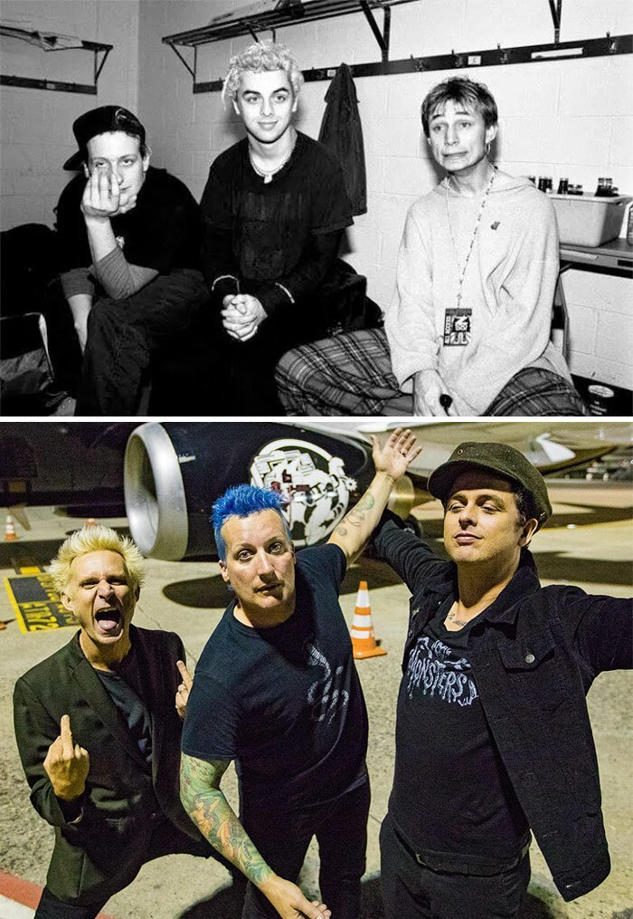 5. Green Day