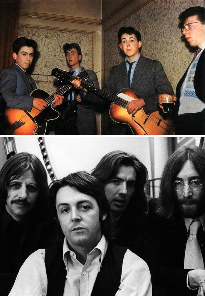 4. The Beatles