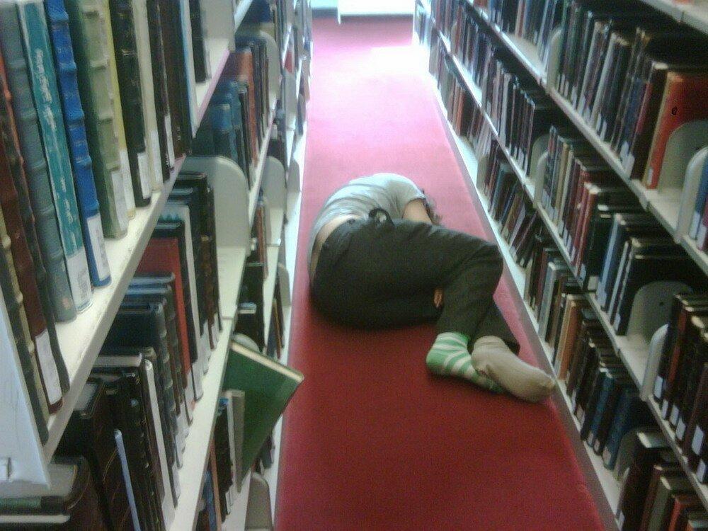 Для, смешные картинки в библиотеке