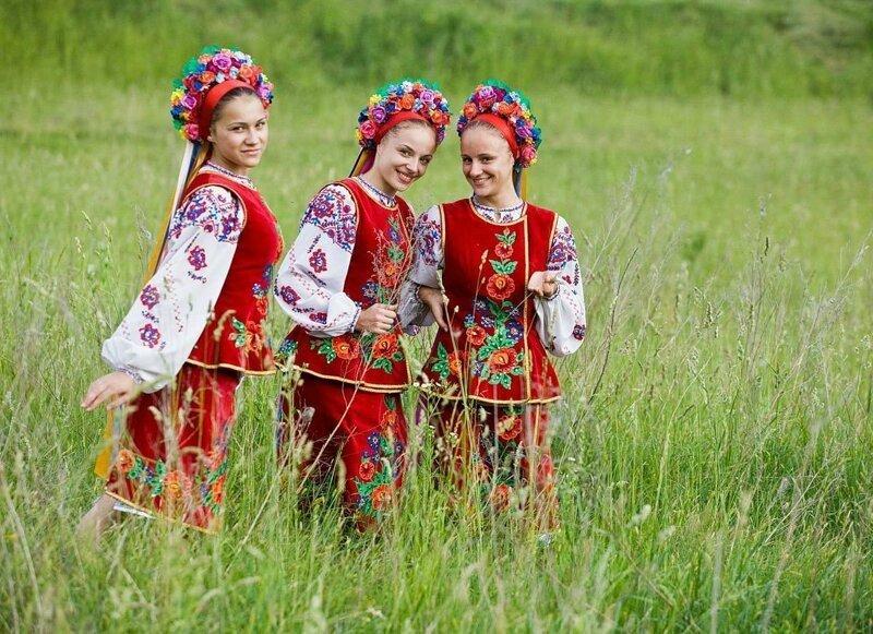 Кухня и женщины: Зеленский рассказал, чем привлекательна Украина для туристов Зеленский, женщины, красота, украинки