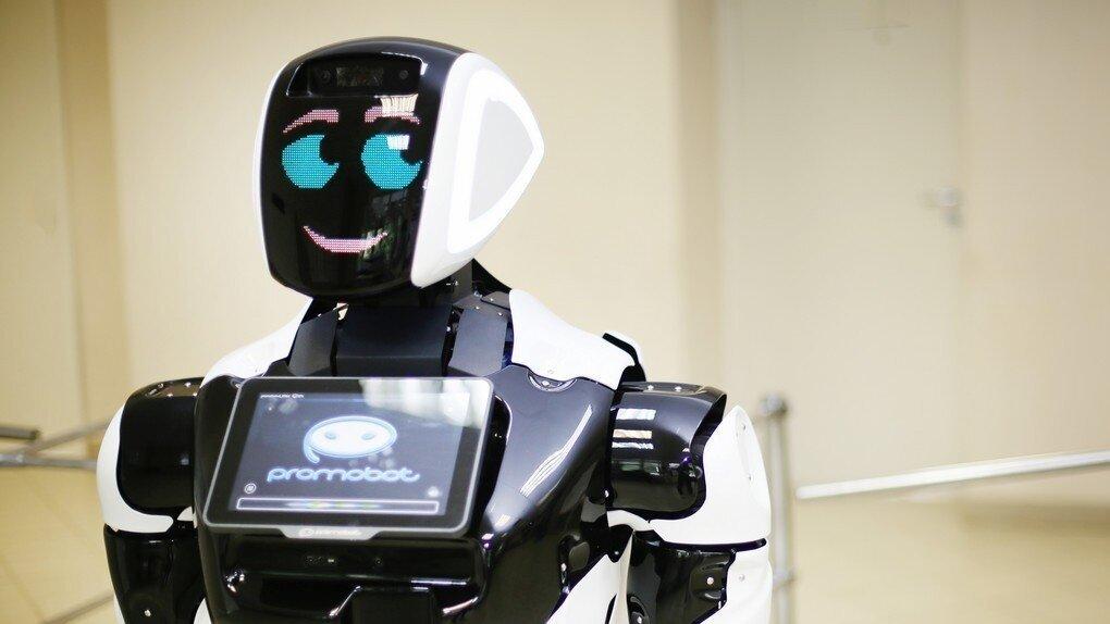 Пермская компания создала первого в России робота-врача