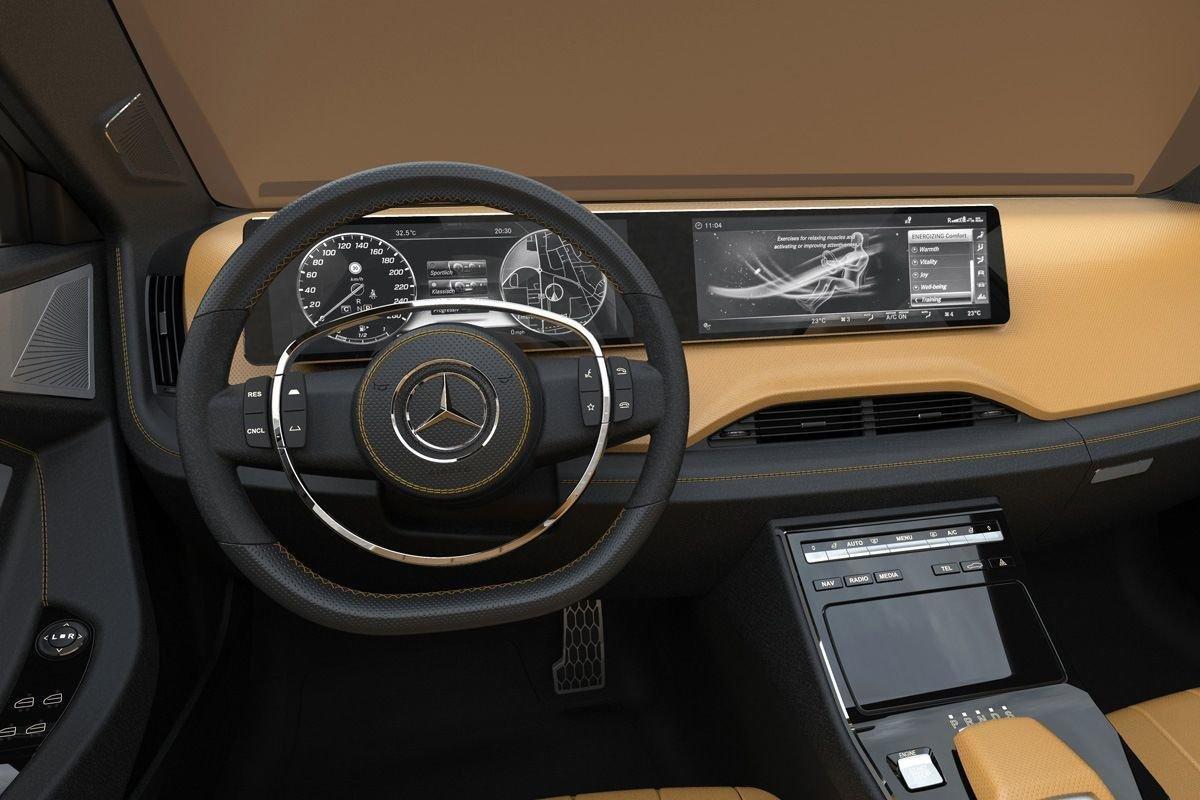 Хорошо забытое старое: Icon E Concept как намёк для Mercedes-Benz