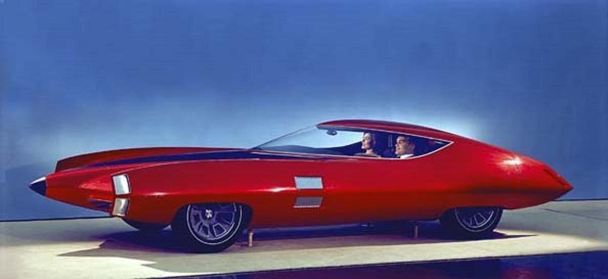 Пол века назад - Видение будущего компанией General Motors