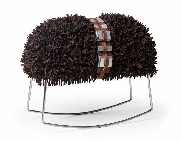 """Disney представила коллекцию фантастической мебели по мотивам """"Звездных войн"""""""