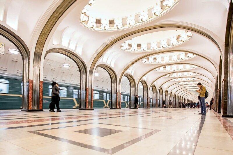 Интересные факты о московском метро