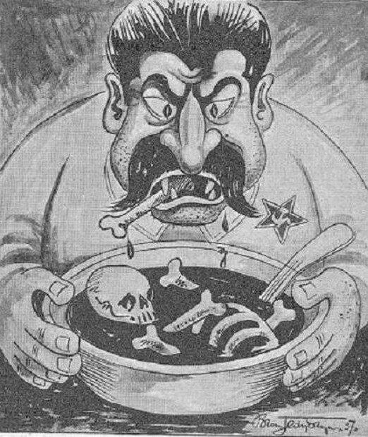 СССР - общество кастового равноправия