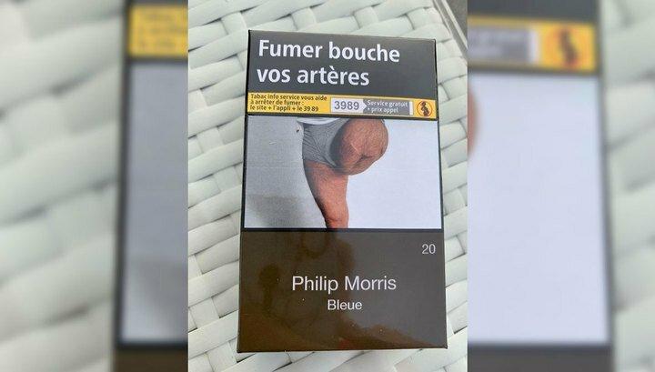 Фото ампутированной ноги француза использовали для антирекламы без его согласия