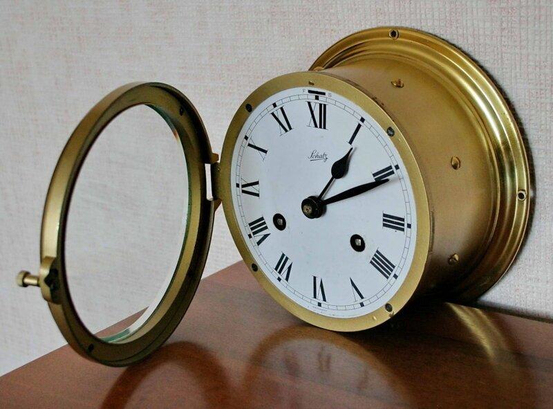 Часы каютные картинки
