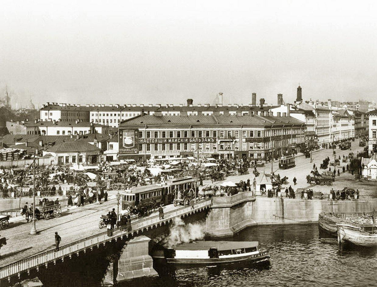 постройками фотографии старого петербурга мои