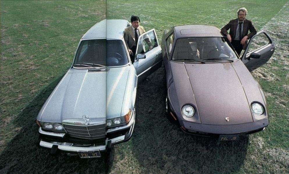 Яблоко от Porsche недалеко падает: автомобили Стива Джобса