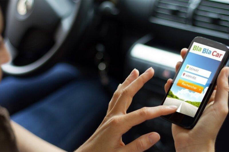 В России могут заблокировать BlaBlaCar BlaBlaCar, ynews, госдума, запрет, перевозки, транспорт