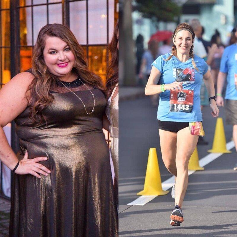 Сбросила Лишний Вес Фото. После похудения на 72,5 килограмма (13 фото)