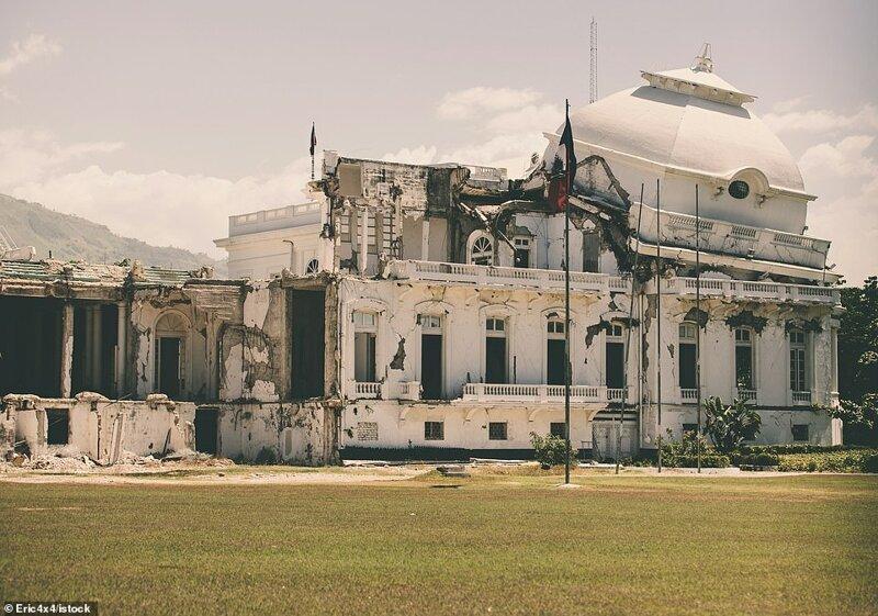9. Президентский дворец, Порт-о-Пренс, Гаити