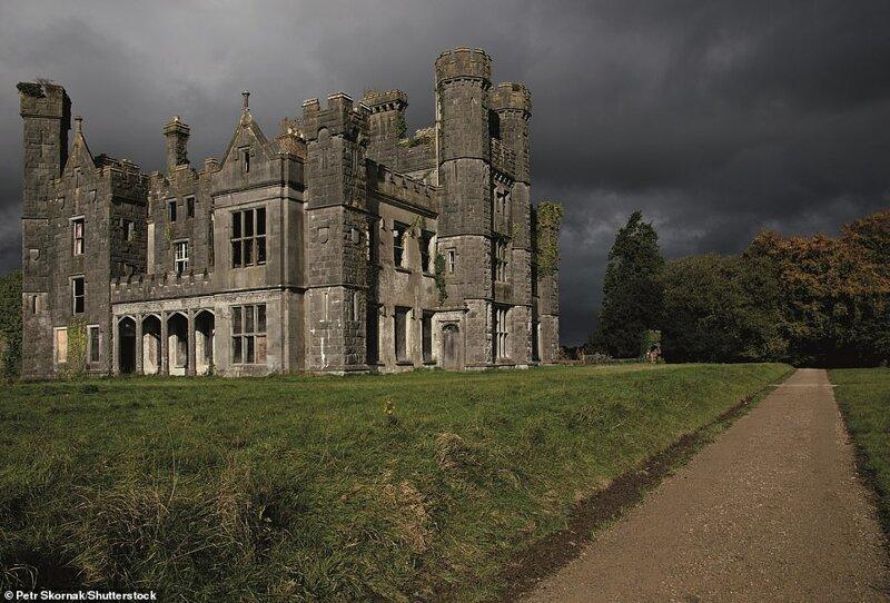 14. Замок Сондерсон, Белтурбет, Каван, Ирландия
