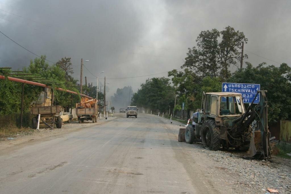 того, нередко фото воин на дороге в южной осетии воплощения задумки реальность