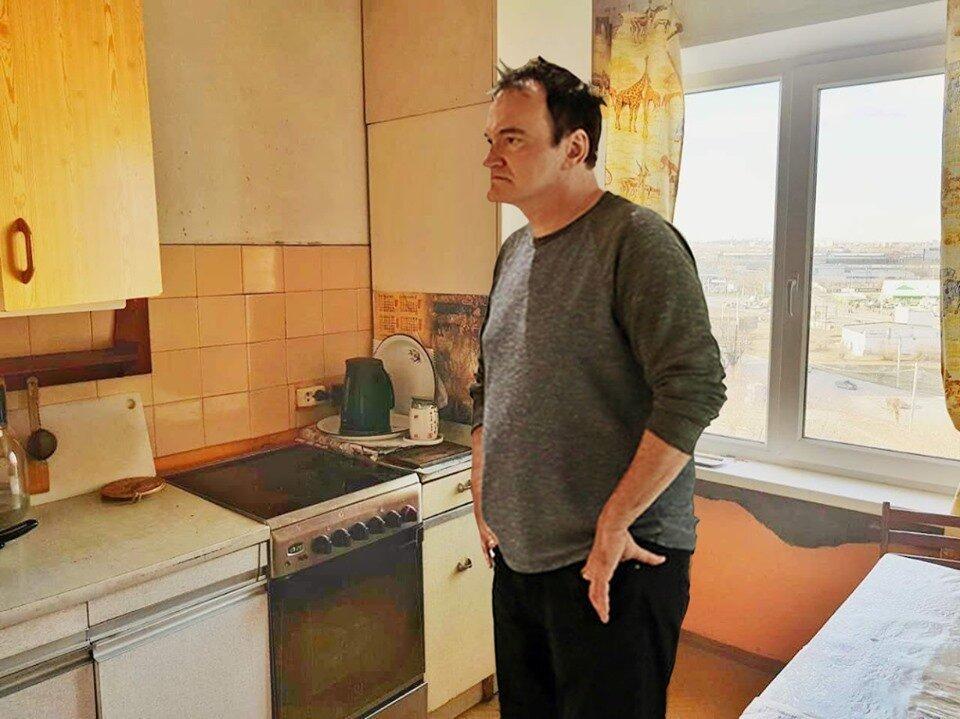 Россиянин использовал Тарантино для продажи квартиры