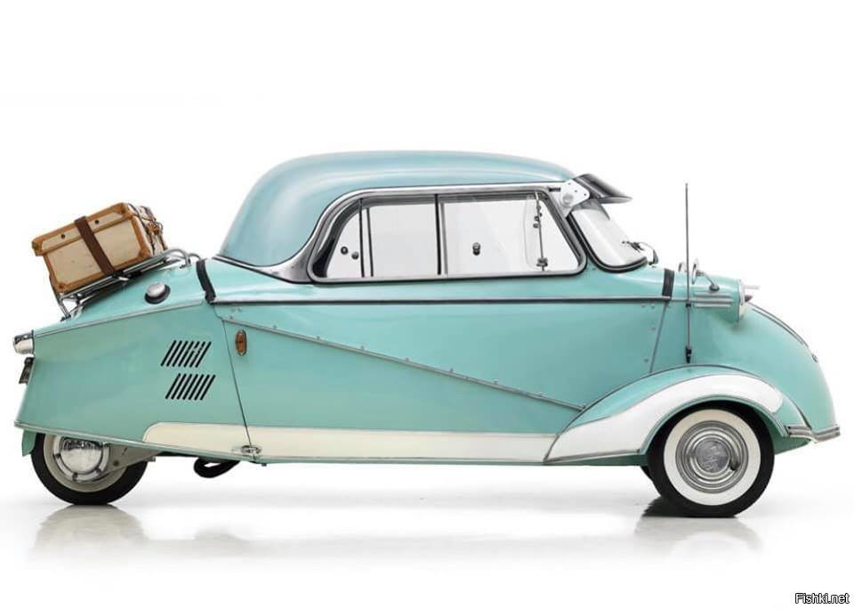 Messerschmitt bubble car 1954