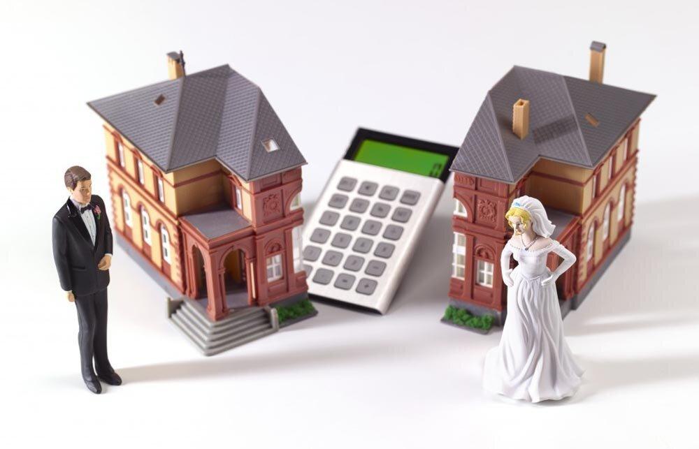 раздел ипотечного долга