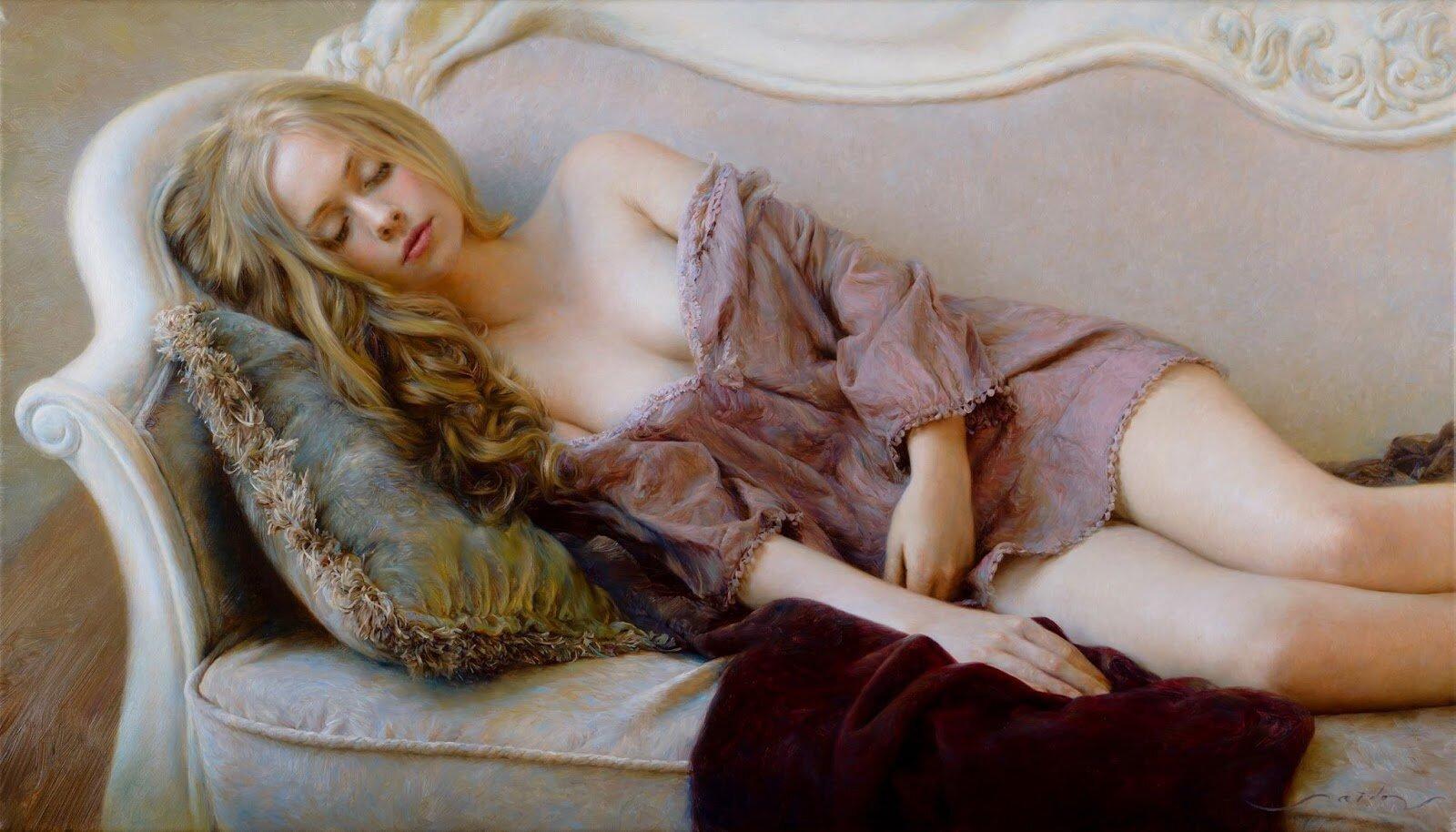 Картины художника Айдемира Саидова